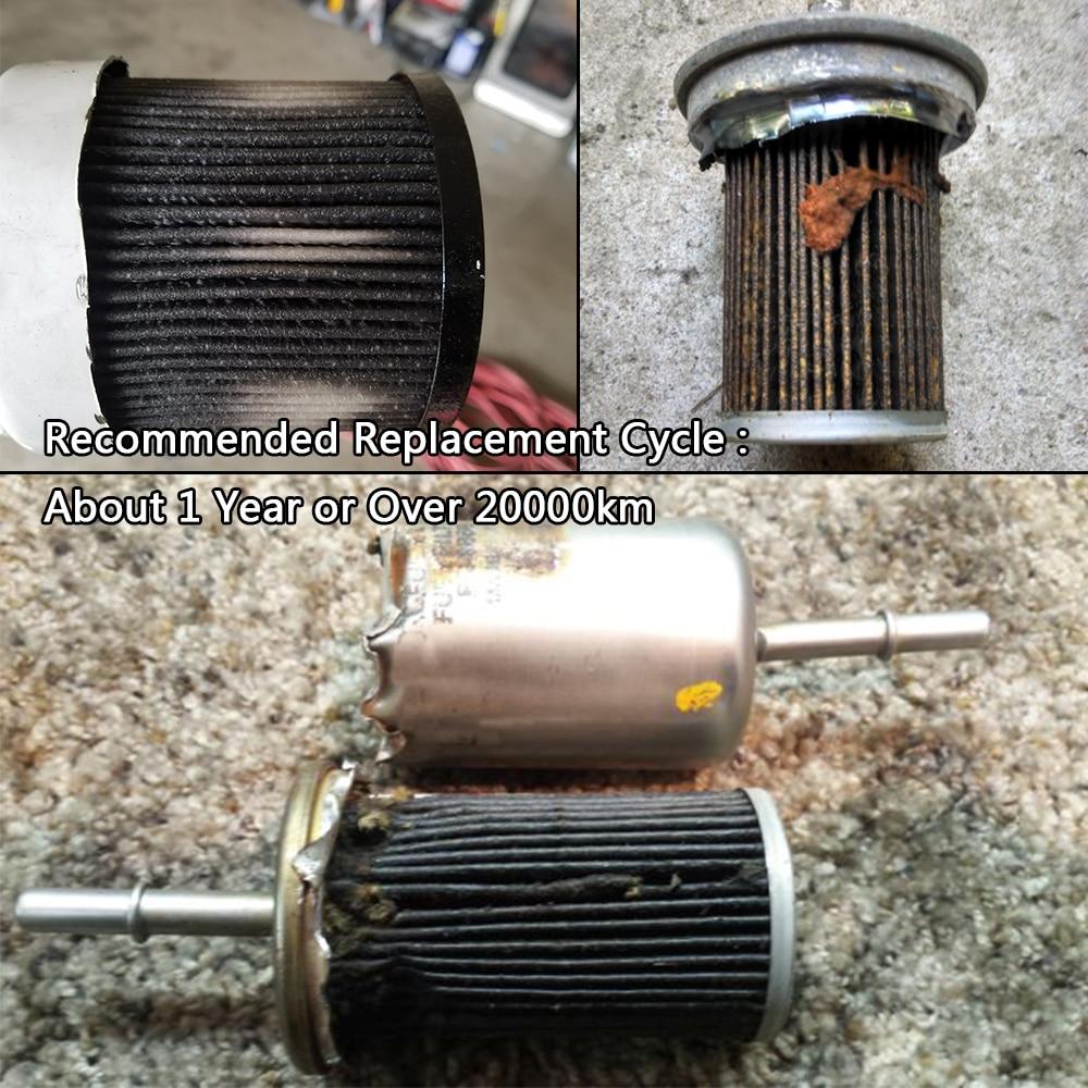 [QMVU_8575]  Gasoline Fuel Filter Ford Focus 2 E150 F150 Mustang Explorer Ranger Ja -  Auto Supply | 1999 Mazda B4000 Fuel Filter |  | Trendy Supply