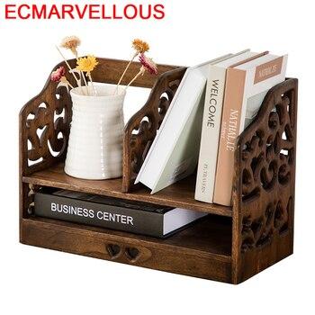 Boekenkast Madera Mueble De Cocina Mobilya libro Estante Para Livro Decoracao librería...