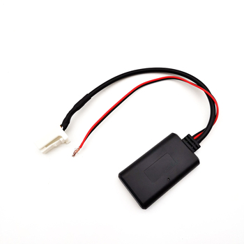 Wireless Music Stereo Adapter Aux Cable Harness Connector for  Suzuki SX4