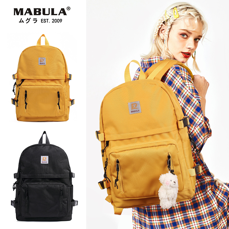 Lightweight School Backpack Classic Water Resistant Casual Daypack For Travel With Bottle Side Pockets High Quality Laptop Bag
