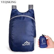 20л легкий упаковочный рюкзак складной Сверхлегкий Открытый складной удобный дорожный рюкзак nano рюкзак для мужчин и женщин