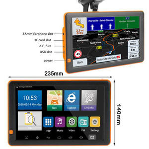 9 Inch Android Car GPS Navigat