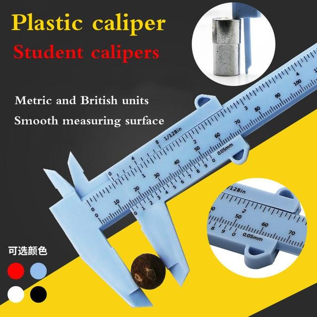 150/130 Mm Tool Woodworking Vernier Caliper Metalworking Micrometer Plumbing Model Gauges Aperture Depth Diameter Measure Tool