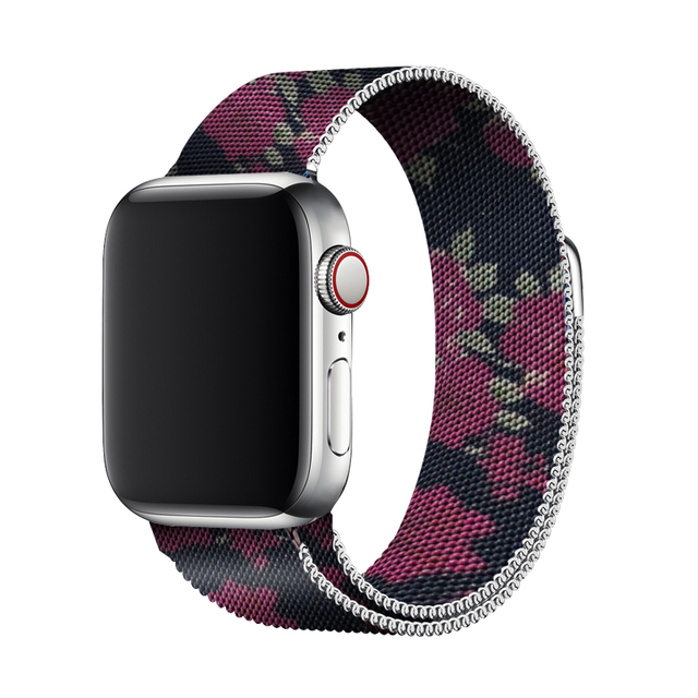 Milanese Printing Band for Apple Watch