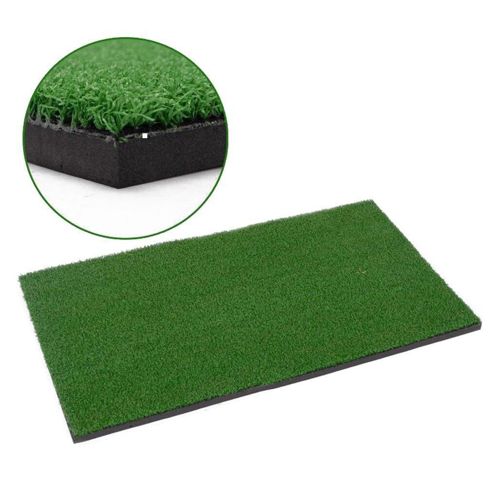 Backyard Golf Mat Golf Training Aids Outdoor And Indoor Hitting Pad Practice Grass Mats Golf Training Mat Grassroots