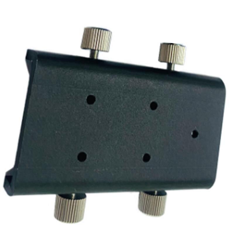 Nouveau 3m coussin de refroidissement support de Module de chaleur dissipateur de chaleur Mini Machine de gravure pièces de CNC + quatre vis à main