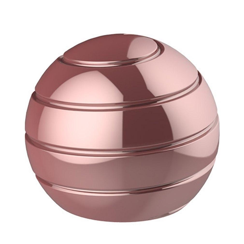 Desktop Sphere Transfer Gyroscope For Autism And Adhd Plastic Kids Children Custom Bearing Toys Anti Stress Killing Time