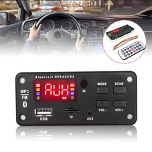 Car-Decoder-Board Car-Audio Bluetooth Power with Color-Screen
