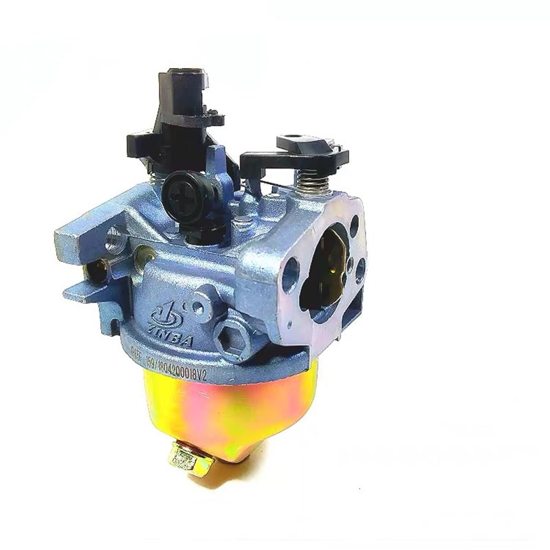 CARBURETOR AY AUTO CHOKE FOR CHINESE 1P65F 1P64F VERTICAL SHAFT MOTOR CARBY GASOLINE WORLD CARBURETTOR LAWN MOWER CARB ASSY