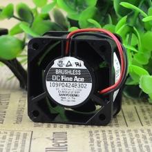 Ventilateur refroidisseur de serveur industriel, pour serveur dordinateur industriel, Spot 109P0424F327, original pour Sanyo 4028 24V, 0,055 a, 4cm