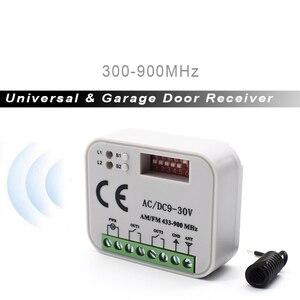 Image 2 - 20pcs 300 868MHZ 433.92mhz 868mhz receiver for BENINCA BERNER HORMANN MARANTEC DOORHAN garage door gate remote control switch