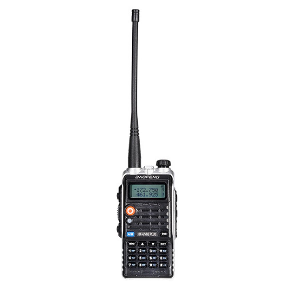 Newest 8W Walkie-Talkie High Power FM Baofeng Bf-Uvb2 Uvb2 Plus For Cb Radio Car Transceiver Dual Band Vhf Uhf Mobile Radio