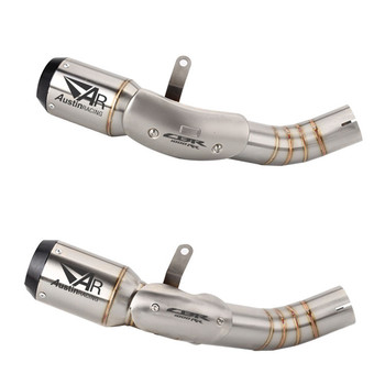 Motorcycle Modified Exhaust Pipe Muffler CBR1000RR 2017-2019 AR Exhaust Cbr1000rr Exhaust фото