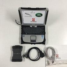 Diagnóstico de problemas do motor jlr doip vci land rover scanner sdd pathfinder carro ferramenta de diagnóstico automotivo