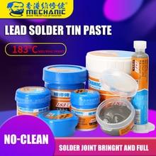 Tin-Paste Soldering-Cream Bga-Rework-Tools Melting-Point Welding-Flux Sn63/pb37 183C