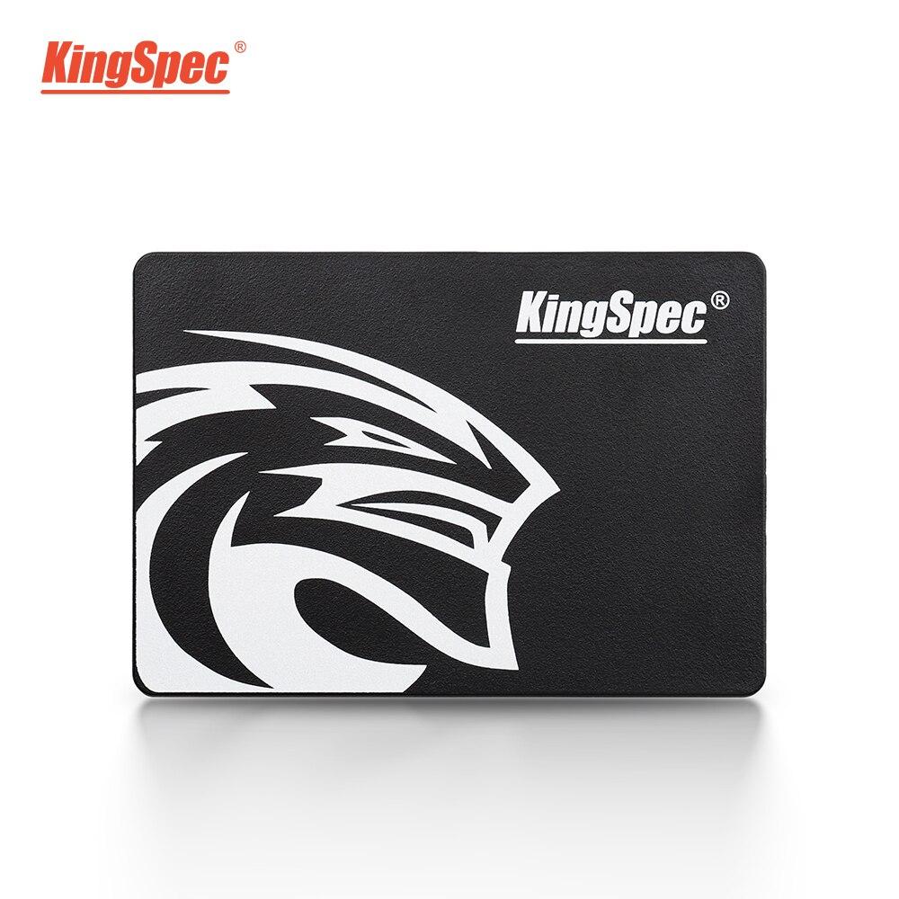 KingSpec – disque dur interne SSD, SATA, 2.5 pouces, avec capacité de 120 go, 240 go, 480 go, 128 go, 256 go, 1 to, pour ordinateur portable 6
