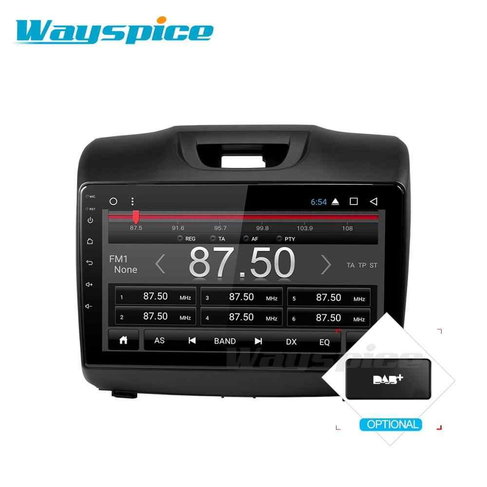 アンドロイド 9.0 車の dvd gps プレーヤーシボレー S10 いすゞ D-MAX 2015-2018 カー Dvd プレーヤーラジオビデオプレーヤーナビゲーション GPS