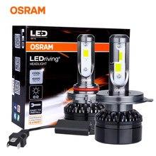 OSRAM Original Auto H7 H4 LEVOU Lâmpadas de Farol de Carro 9012 HIR2 LED HB2 9003 H1 9005 9006 HB4 HB3 H11 H8 H16 12 nebbia 6000K Branco V