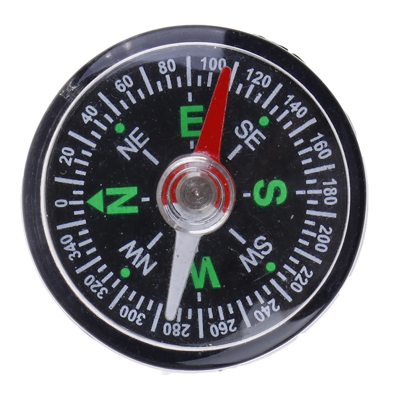 Mini Compass Wild-Survival-Tool Navigation Travel Hiking Outdoor Camping 30mm Hot-Sale