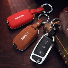 Suede Leather Car Key Case Cover For VW Golf Bora Jetta POLO GOLF Passat For Skoda Octavia A5 Fabia For SEAT Ibiza Leon auto air intake turbo dump blow off valve for audi a1 vw polo seat ibiza toledo fabia rapid1 0 tsi bov1136