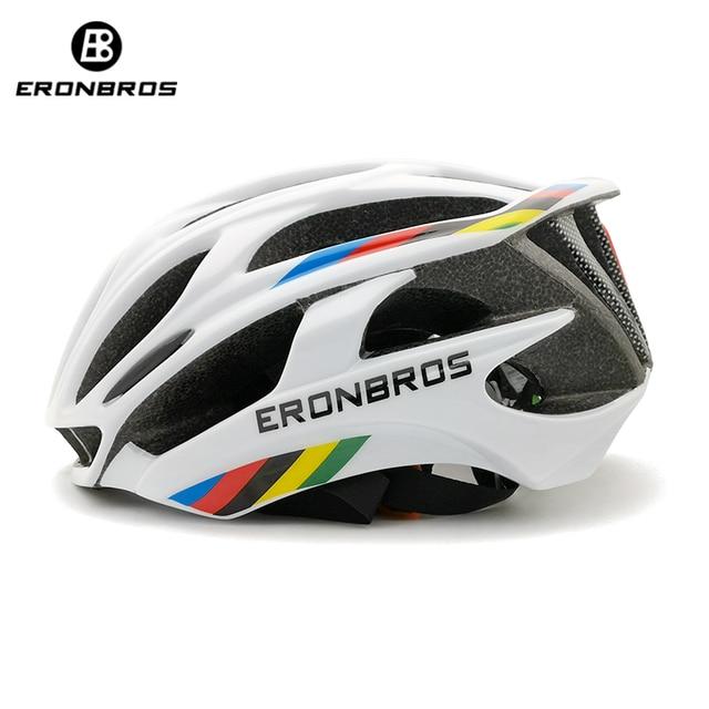Capacete de ciclismo estrada mtb corrida capacete da bicicleta capacete ciclismo esportes ao ar livre montanha capacete vermelho led cauda luz equipamentos 2