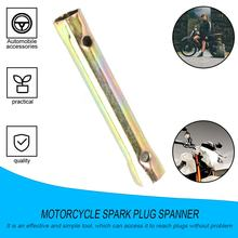 Professional Motorcycle Spark Plug Spanner Durable 13cm 16/18mm Car Socket Wrench Portable Vehicle Repair Tool Hot Selling(China)