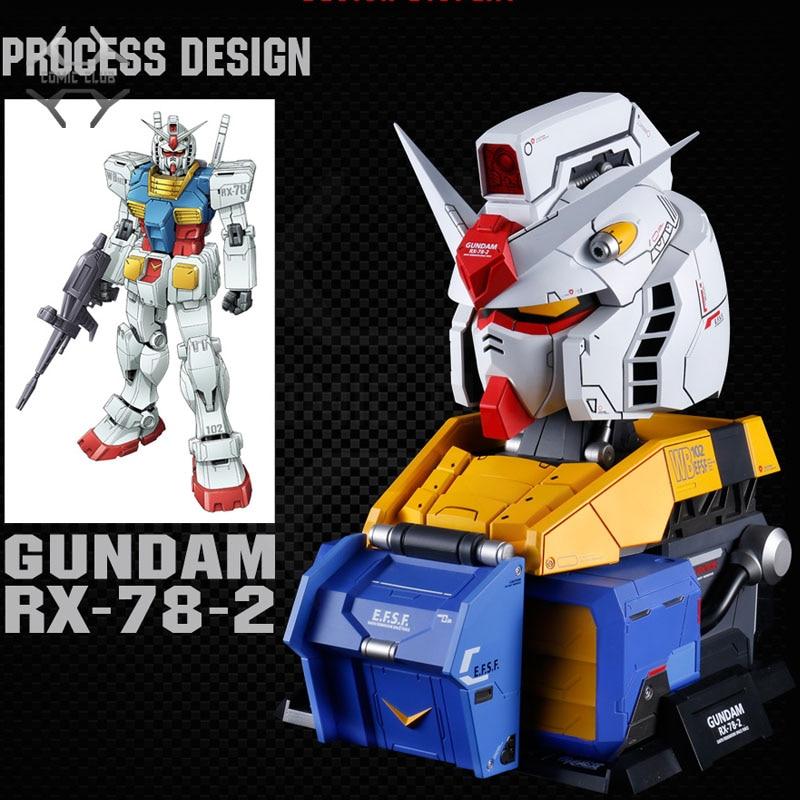 Gundam Accessory RX-78-2 Gundam version 1 head