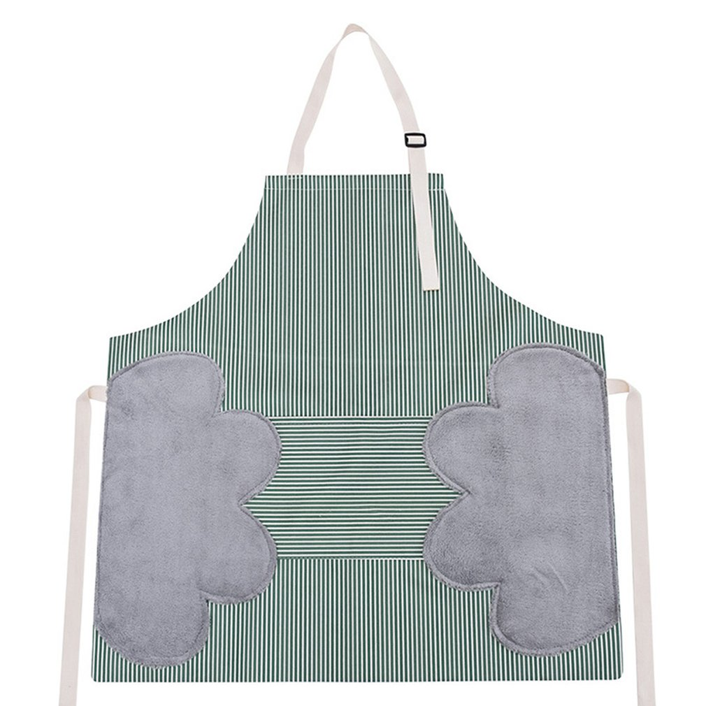 Waterproof Hand Erasable Apron Abrasion Hand Apron Waterproof And Oil Proof Apron Kitchen Utility Equipment|Aprons| |  - title=