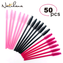 Brushes-Set Makeup-Tools Mascara-Wand Eyebrow-Brush Eye-Lashes Applicator Cosmetic Spoolers