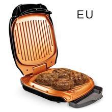 Электрический гриль для барбекю электронный бездымный приготовления