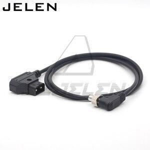 Image 2 - D TAP a tornillos dc2.1 para dispositivos de Video PIX E7/PIX E5, cable de alimentación para monitor de ATOMOS, cable de alimentación Lectrosonics venue VR IFB