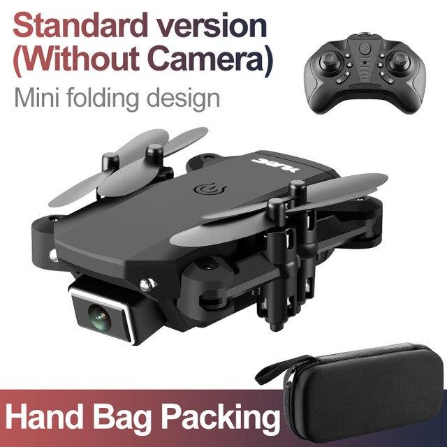 S66 Mini Pocket Drone 720p Optical Flow RTF Black in Box