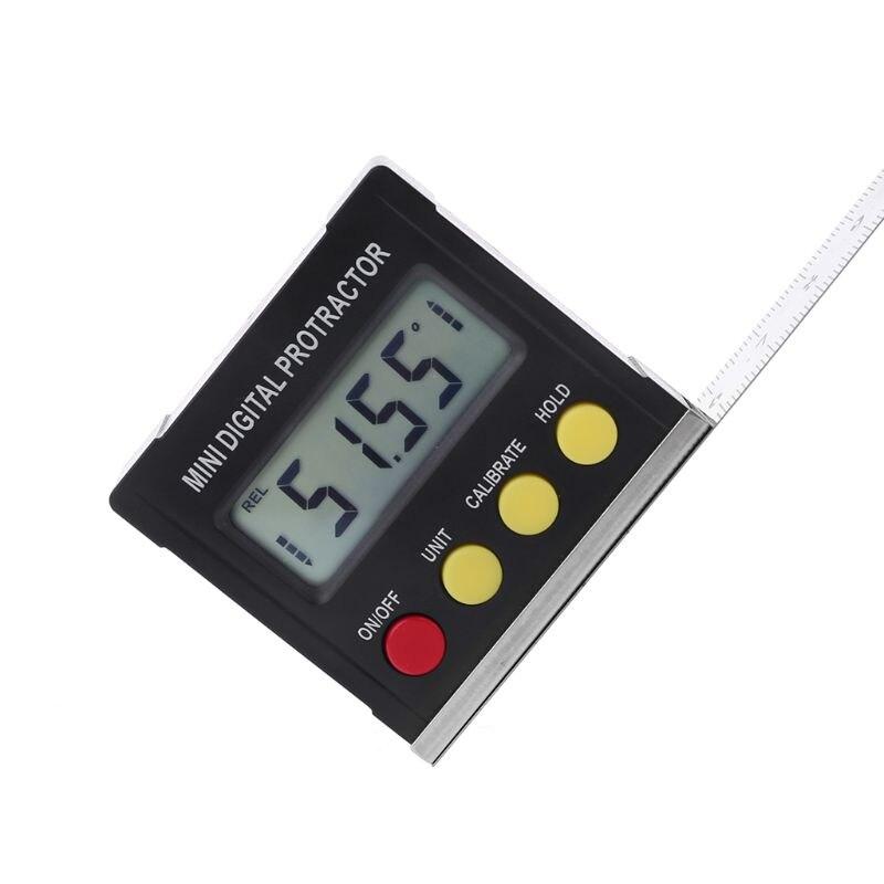caixa magnética base ferramentas de medição