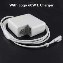 цена на L-tip 60W 16.5V 3.65A Laptop Power Adapter Charger For Apple Macbook Pro 13'' A1184 A1330 A1344 A1278 A1342 A1181 A1280