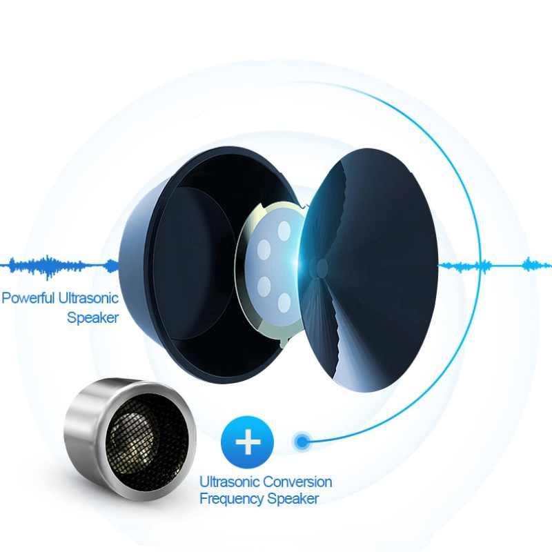 Ультразвуковой отпугиватель мышей высокой мощности бытовой 22 кГц-85 кГц двойной рожок проникающий динамический преобразователь частоты отпугиватель вредителей