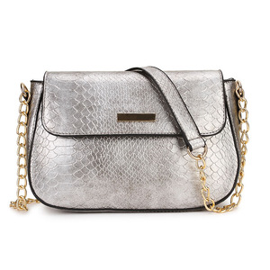 Image 5 - Stone Pattern Small Crossbody Bag For Women Snake Print PU Leather Shoulder Bag Female Chain Messenger Bag Ladies Hand Bags 2020