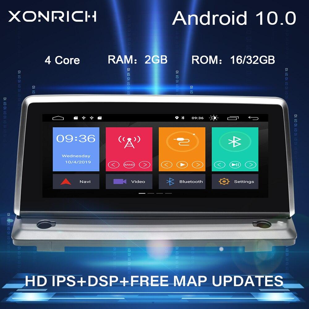Android 10.0 Car Radio For Volvo XC90 2007-2013 Multimedia Player GPS Navigation Stereo Satnav Head Unit MultimediaAudio IPS DSP