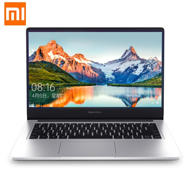 Xiaomi RedmiBook Laptop Pro 14 Inch Intel Core <font><b>i5</b></font>-10210U NVIDIA GeForce MX250 <font><b>8GB</b></font> DDR4 <font><b>RAM</b></font> 1TB SSD 1920*1080 IPS Win 10 <font><b>Notebook</b></font> image