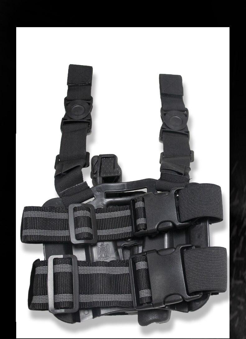 usp compacto com lanterna arma real leggings coldre tiro caça acessórios