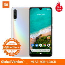 "Xiaomi mi A3 versión Global Smartphone 4GB 128GB 32MP Selfie Android One Snapdragon 665 48MP 4030mAh Cámara 6,09 ""Pantalla AMOLED(China)"