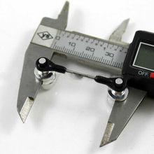 Tarô ferramenta de medição bola ligação para trex 200 250 450 500 600 700 rc helicóptero