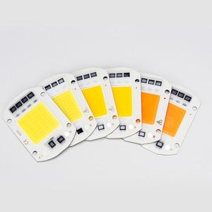 Image 4 - Фитолампа Cob, светодиодная лампа полного спектра для выращивания растений, 220 В, 10 Вт, 20 Вт, 30 Вт, 50 Вт, 380nm 780nm