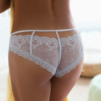 TERMEZY New Sexy Panties Women Lace Low-waist Briefs Female Hollow Out Underwear Ladies Underpants Intimates G String Lingerie 5