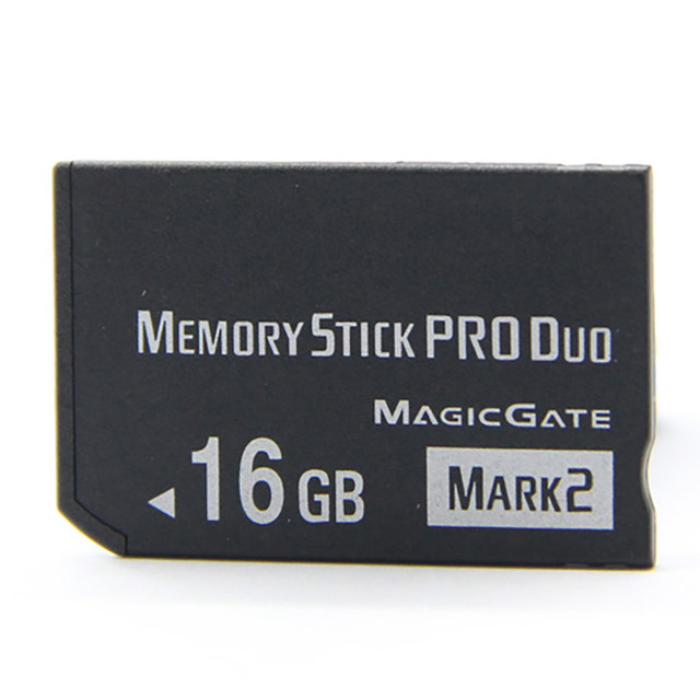 For Sony PSP 1000/2000/3000 Memory Card 8GB 16GB 32GB Memory Stick HG Pro Duo Full Real Capacity HX Game card Game Pre-installed 4