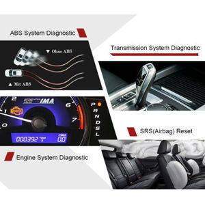 Image 4 - השקת X431 Creader vii + OBD2 סורק ENG ABS כרית אוויר באופן אוטומטי קוד קורא סורק OBDII אבחון כלי רכב סורק 7 +