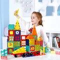 Magnatiles Bausteine Ziegel Magnetische Fliesen Konstruktor Spiele Magnet Spielzeug Modell Pädagogisches Spielzeug Für Kinder geschenk