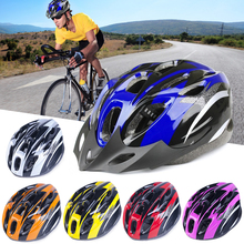 New Bicycle Helmet Adult Adjustable Bike Accessories Visor Sport Cycling Helmets MTB Mountain Road Safety 54-60cm Unisex