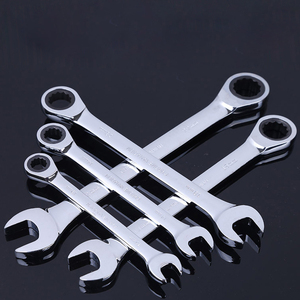 Ratchet Combination Metric Wrench Set Hand Tools Torque Gear Socket Nut Tools a set of key