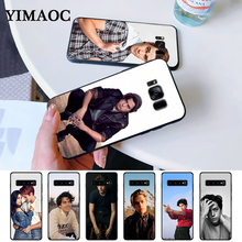 American TV Riverdale Cole Sprouse Silicone Case for Samsung S6 Edge S7 S8 Plus S9 S10 S10e Note 8 9 10 M10 M20 M30