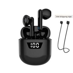 Image 2 - Mini TWS Touch Control Bluetooth 5.0 słuchawki bezprzewodowe 4D słuchawki Stereo gamingowy zestaw słuchawkowy z redukcją szumów dla smartfonów